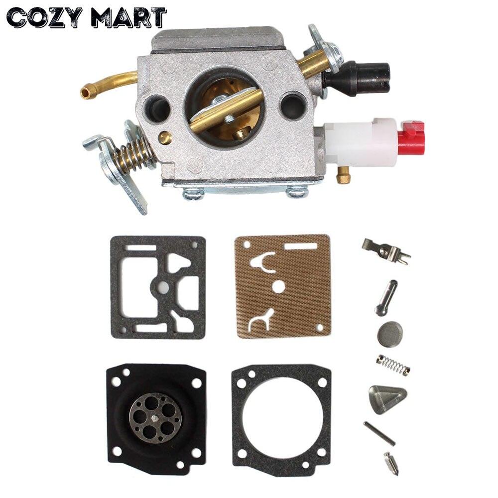 walbro nuevo Conjunto de reparación del carburador//membrana adecuado dolmar ps330 340 ps400