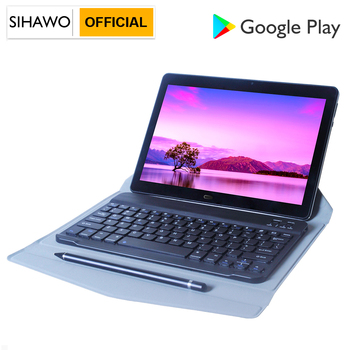 10.6 Inch 8GB RAM 256GB ROM Tablet PC MTK 6797 Helio X27 Deca Core Dual SIM 4G LTE Phone Call 2560x1600 2in1 Android 8.0 Tablets 2020 hot pg11 pad 10 1 inch tablet pc android 10 0 6gb 128gb 10 core tablets mtk6797 4g lte dual sim card phone call tablets pc