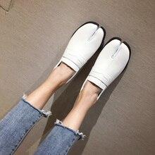 Г. Новые женские кожаные туфли на низком каблуке с металлическими пуговицами, повседневная обувь женские тонкие туфли без застежки с квадратным носком на квадратном каблуке