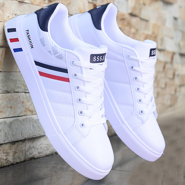 Walking Fashionable Shoes Men Shoes color: Assorted|Black|Black 250|White