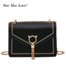 2019 Luxury Handbags Women Bags Tassel Brand Designer Shoulder handbags Clutch Bag Messenger Crossbody For