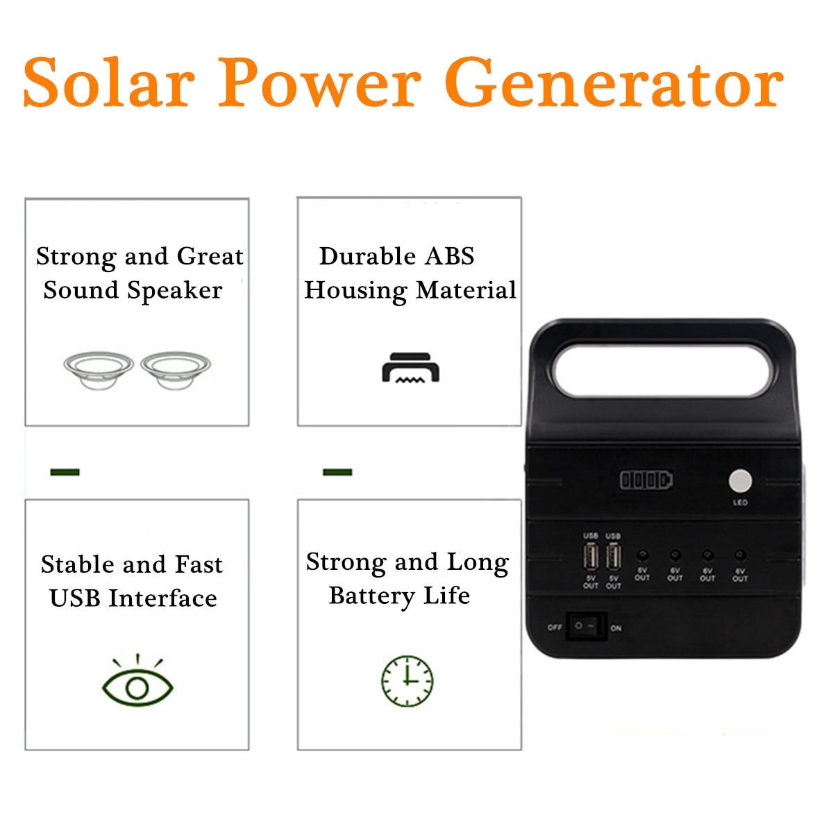 alto-falante multi-carga geradores funcionais