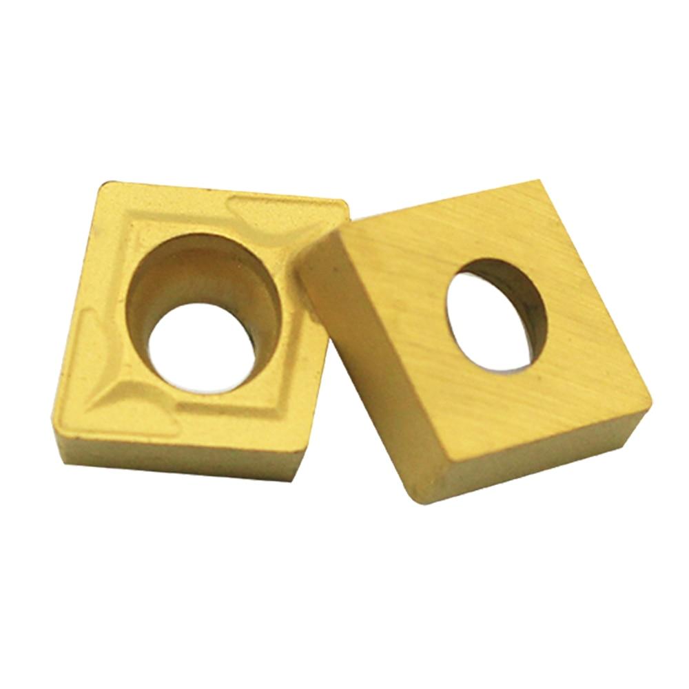CCMT060204 UE6020 Internal Turning Tool CCMT 060204 Carbide Insert Lathe Cutter Tool Turning Insert  Cutting Tools CNC Tokarnyy