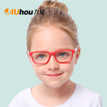 2020 New Baby Anti-blue Light Silicone Glasses Brand Childre