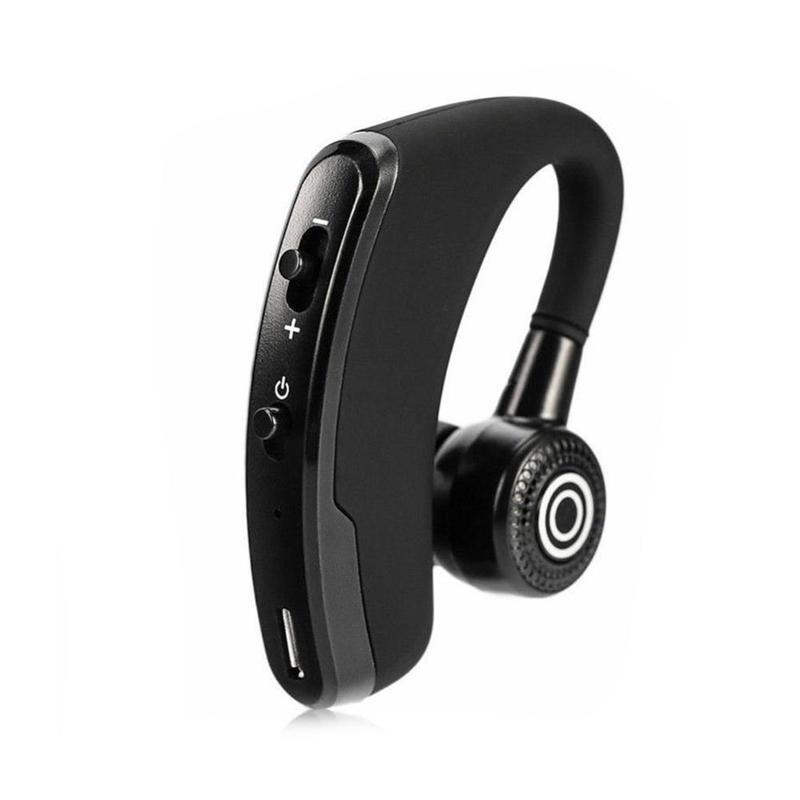 <font><b>V9</b></font> CSR Handsfree Wireless <font><b>Bluetooth</b></font> Earphones Headphones Noise Reduce Business <font><b>Headset</b></font> With Mic Sport Auriculares For Smartphone image