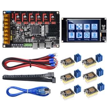 цена на BIGTREETECH SKR PRO V1.1 32 Bit WIFI Control Board with TFT 35 v2.0 3D Printer Parts MKS Gen V1.4 TMC2208 A4988 TMC2130 Driver