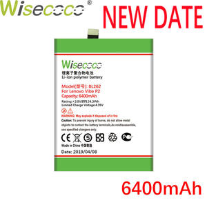 WISECOCO BL262 Battery Lenovo Mobile-Phone for Vibe/P2/P2c72/..