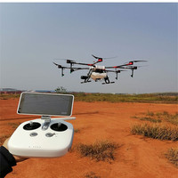 10L 8 axis 10kg new avoid obstacle Agricultural uav drone agriculture drone spray aircraft