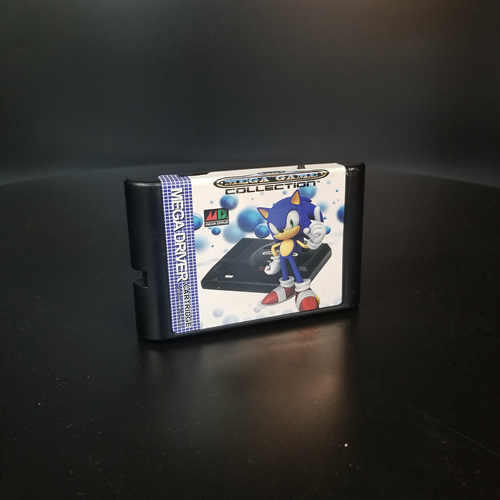 Daffy Duck in Hollywood 16 Bit MD Game Card for Sega