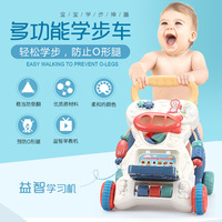 New baby stroller trolley anti rollover multifunctional learning machine with weighted water tank 0 3 years old doll furniture