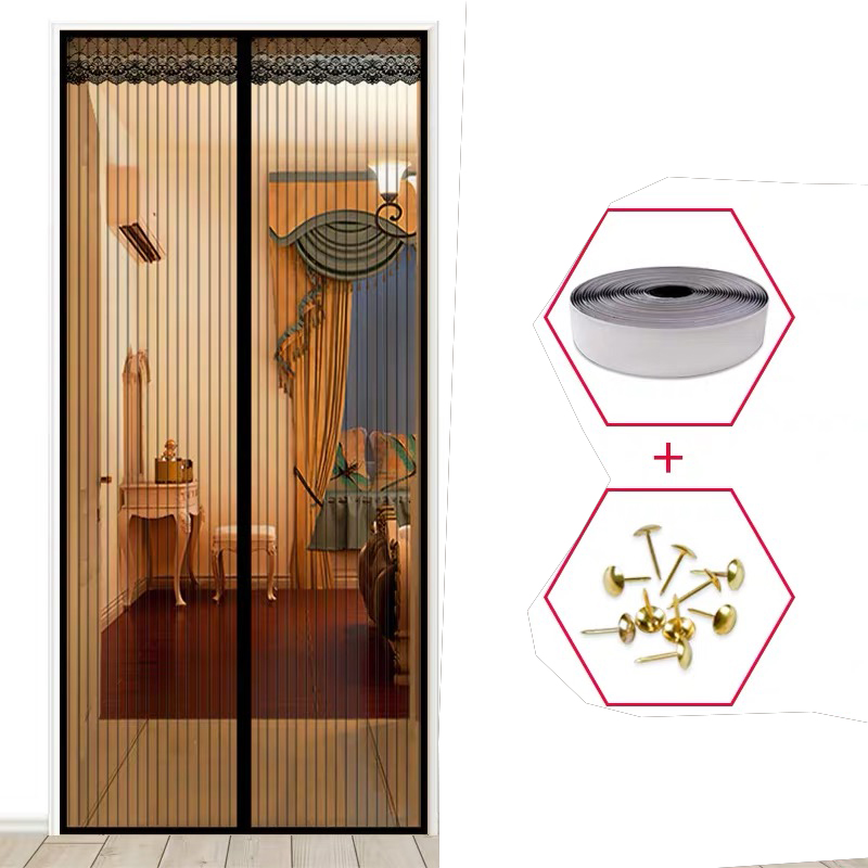 check MRP of mosquito door curtains