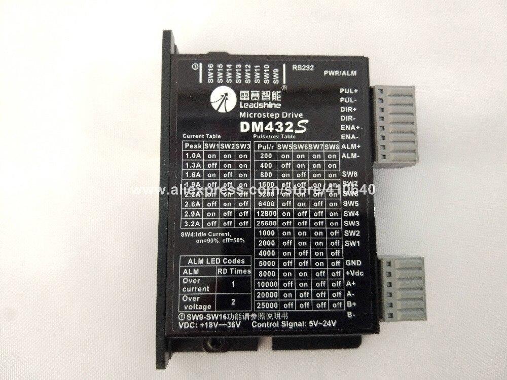 Leadshine Stepper Drive DM432S  (1)