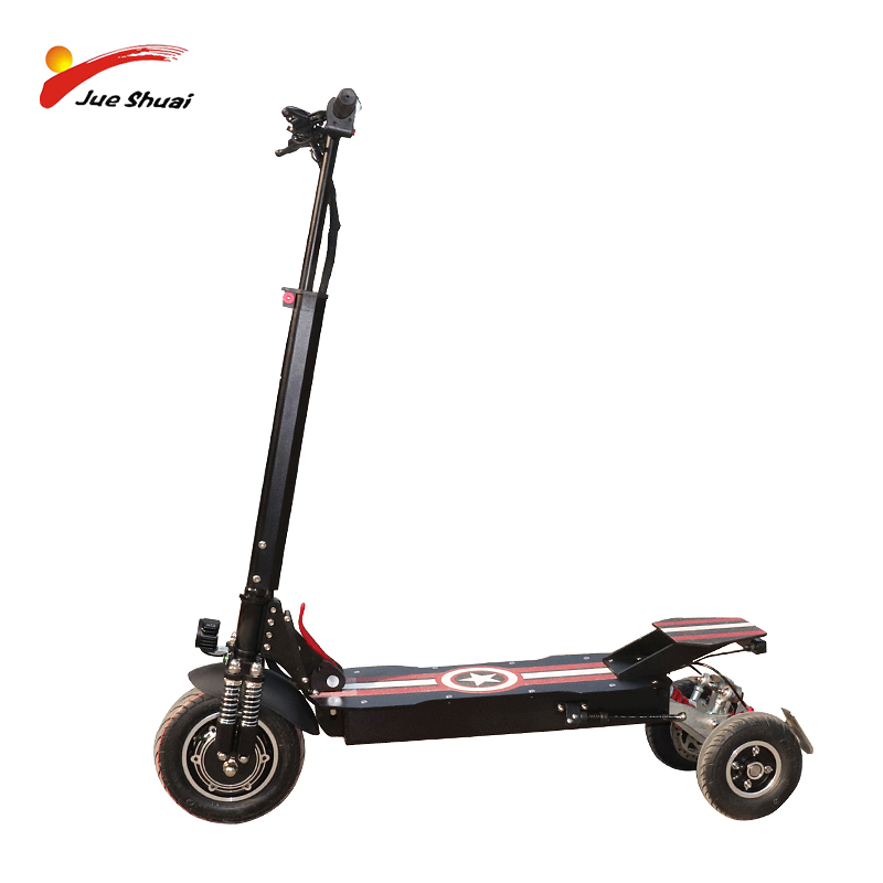 36V48V1000W E Scooter 11inch Folding 3 Wheels Front Motor Wheel Electric Scooter for Adults Patinete Electrico Adulto Skateboard|Electric Scooters| |  - title=