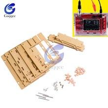 DIY Kit акриловый чехол защитная оболочка для Arduino осциллограф прозрачная акриловая крышка аксессуары для осциллографа