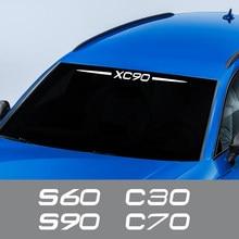 Auto Ganzen Körper Vinyl Aufkleber Für Volvo AWD C30 C70 S40 S60 S80 S90 T6 V40 V50 V60 V70 V90 XC40 XC60 XC70 XC90 Auto Zubehör
