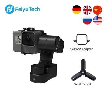 цена на FeiyuTech WG2X Action Camera Stabilizer Wearable Mountable Gimbal Tripod for GoPro Hero 8 7 6 5 Sony RX0 Yi 4k Splash-proof