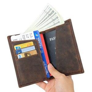 Сумка Для водительских прав, чехол из коровьей кожи для документов, держатель для карт, паспорта, бумажника, чехол с сертификатом