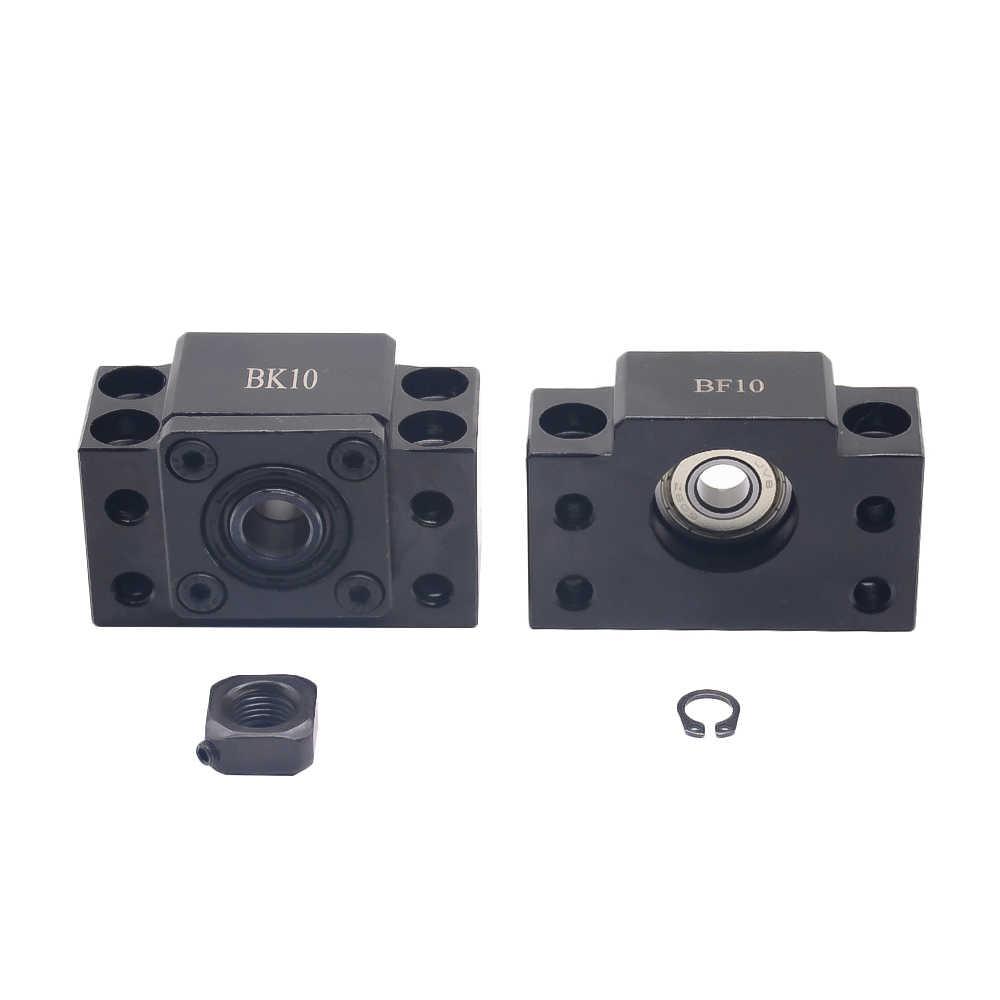 1 pc Vite A Sfere di Supporto End BK10 BF10 BK12 BF12 BK15 BF15 BK20 BF20 3d accessori per la stampa