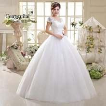 Женское приталенное платье it's yiiya белое кружевное на