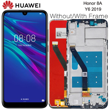 Nowy wyświetlacz LCD dla Huawei Y6 2019 ekran dotykowy LCD dla Huawei Y6 Prime 2019 LCD MRD-LX1f LX1 LX2 LX3 L21 L22 Y6 Pro 2019 tanie i dobre opinie NONE CN (pochodzenie) Ekran pojemnościowy 1920x1080 3 For Huawei Y6 2019 LCD i ekran dotykowy Digitizer