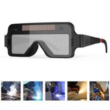 Helmet Goggles Eyes-Mask Welding-Glasses Darkening Argon Arc-Protection Solar Auto Automatic