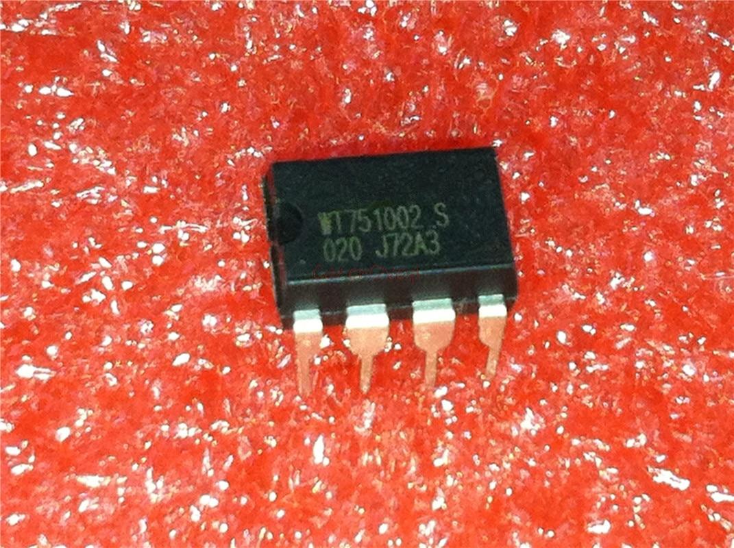 5pcs/lot WT751002 WT7510 DIP-8 In Stock