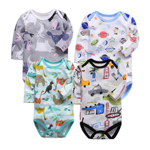 Tender Babies Baby boy girl long-sleeved leotard unisex newborn baby children's jumpsuit suit spring