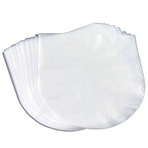 Image 3 - 12 дюймовые пластиковые пакеты для защиты виниловых пластинок, антистатические палочки для пластинок, внешний прозрачный контейнер из пластика, 100 шт.