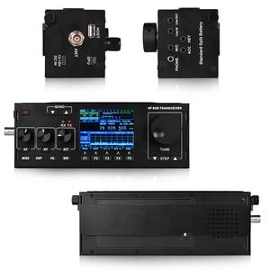 Image 3 - SOcotran RS 978 SSB hf SDR radio HF ham Transceiver 1.8 30MHz 10Watt ham sdr radio hf with 3800mAh Li ion Battery Pack
