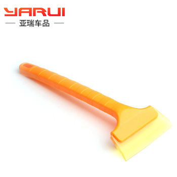 Car snow shovel wiper plate winter defrost car with Oxford eliminate frost shovel supplies image