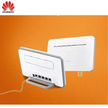 Huawei B535-232 4g 3 pro roteador lte 300mbps sma + antena par