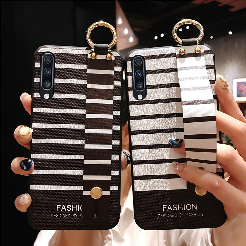 SoCouple Standing Phone Holder Case For Samsung Galaxy With Wrist Strap Case 14
