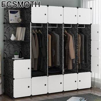Armoire Moveis Para Casa Meuble Dressing Penderie Chambre Rangement Closet Mueble De Dormitorio Cabinet Guarda Roupa