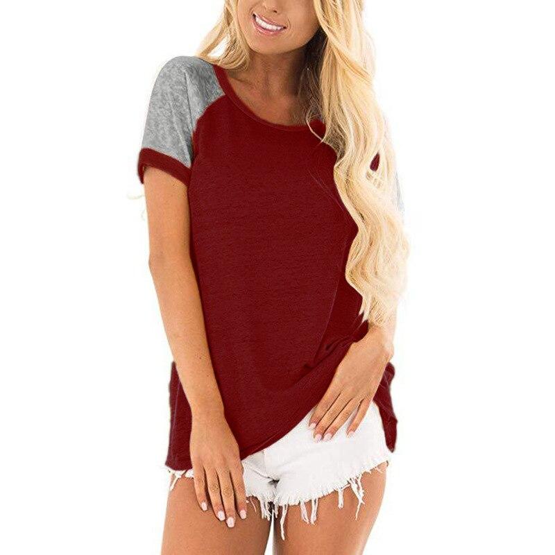 women tshirt summer (4)