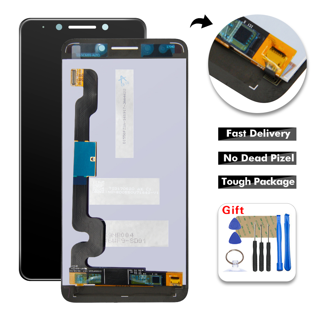 5.5 inch For LeTV LeEco Le3 Le 3 lePro3 AI X650 X651 X656 X658 X659 X653 LCD Display + Touch Screen Digitizer Assembly