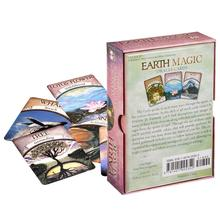 Esotericism Oracle Cards Oracle Tarot Deck Board Game Earth Magic Read Fate 48-card tarot cards And Guidebook for Entertainment