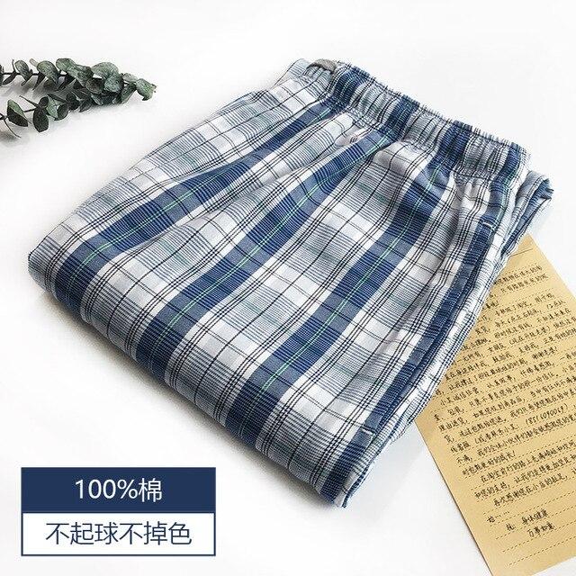 100% Cotton Pajama Pants For Men 5
