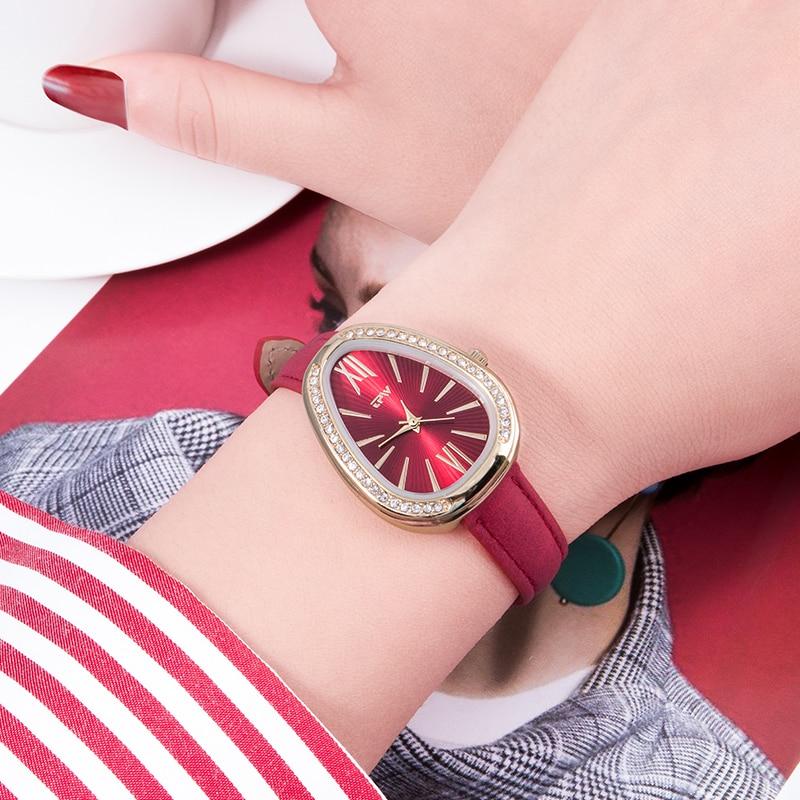 Image 5 - TPW العلامة التجارية الفاخرة النساء الساعات والمجوهرات السيدات ساعة كوارتز ساعة اليد الإناث ساعة Reloj Mujer السحر السيدات هديةساعات نسائيةالساعات -