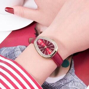 Image 5 - TPW бренд класса люкс Для женщин часы представительского класса ювелирные изделия женские часы кварцевые наручные часы женские часы Reloj Mujer Подвески женские подарок