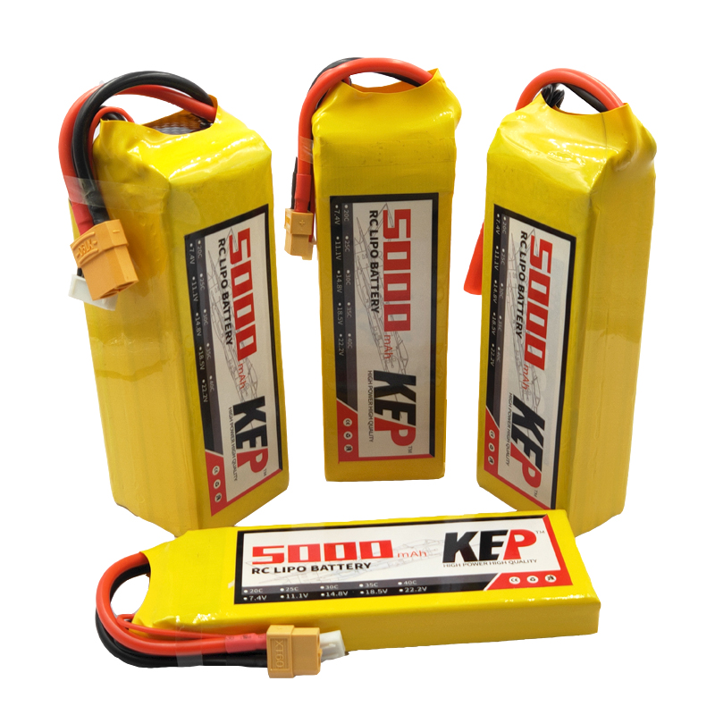 3S RC <font><b>Lipo</b></font> <font><b>Battery</b></font> pack <font><b>11.1v</b></font> 3S <font><b>5000mAh</b></font> 25C High Rate Polymer <font><b>Battery</b></font> for Remote Control Helicopter RC Plane XT60 T Plug XT90 image