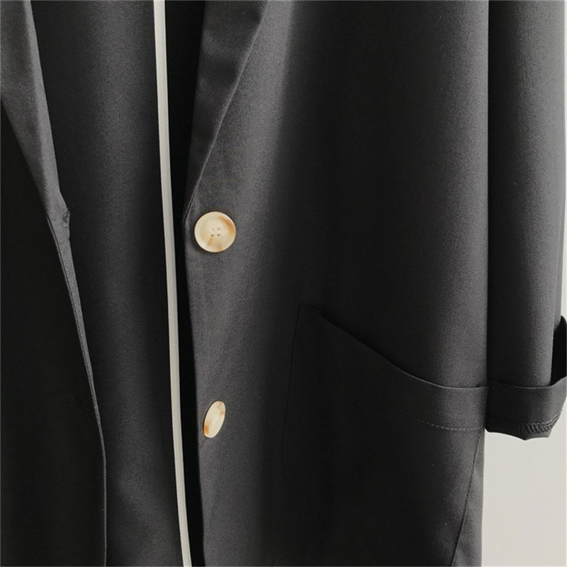 Women Office Jacket Slim Suit clothes 2019 Autumn Women`s Working Suit vadim blazer women`s tops Ladies Business Suit (26)