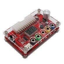 24 Pin Regulator Adapter Desktop Computer PC Transfer Board Power Supply Module WXTB
