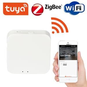 Home-Device Tuya Light-Control Smart Wireless Gateway-Hub Support-Add-App Zigbee