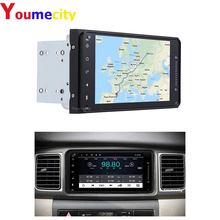 Youmecity lecteur DVD Radio stéréo, pour Toyota Avalon AVanza Celica Granvia Hiace Kluger Paseo Previa Prius Sienna Solara Wish