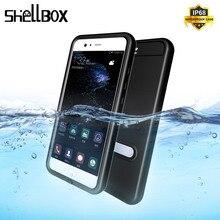 Водонепроницаемый чехол SHELLBOX для huawei P10, чехол для смартфона, чехол для плавания, чехол для huawei P10 Nova, водонепроницаемый чехол