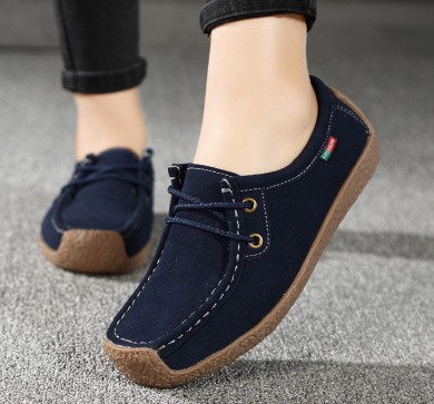 Casual Loafers Women Moccasin Shoes