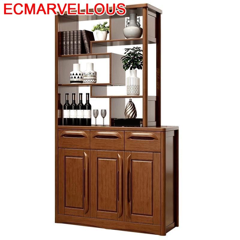 Meja Shelves Cristaleira Salon Living Room Vetrinetta Da Esposizione Cocina Shelf Mueble Bar Commercial Furniture Wine Cabinet