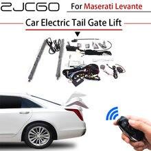 Zjcgo автомобильная электрическая система помощи на заднюю дверь