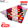 Защита экрана для Apple iPhone 11 12 Pro XS Max mini XR X 7 6 8 6S Plus 5S SE 2020 полное покрытие Закаленное стекло Защитная пленка защитные стекла защитное стекло за...