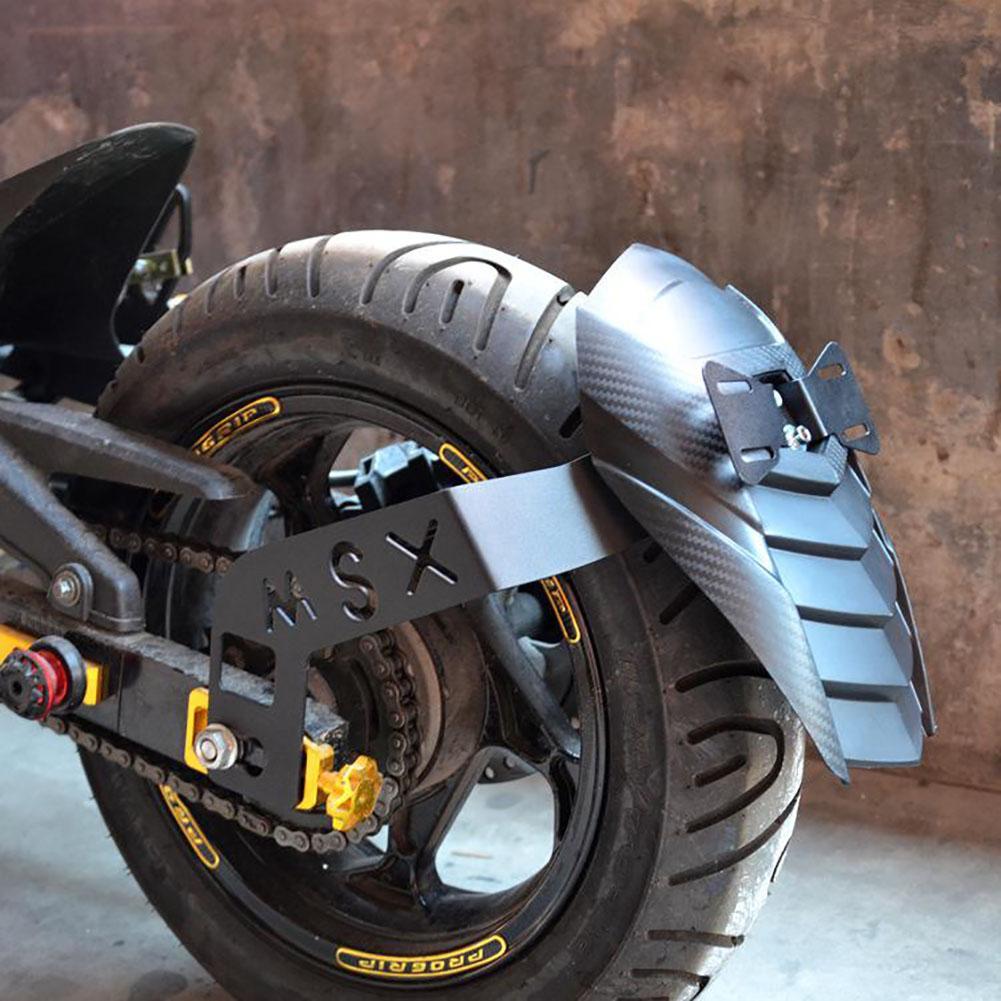 Motorcycle Rear Splash Guard Mudguard Fender Modify Parts For H-onda Msx125/SF